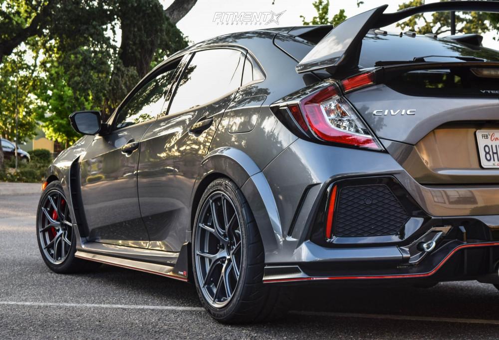 2019 Honda Civic Titan7 Ts 5 Eibach Lowering Springs