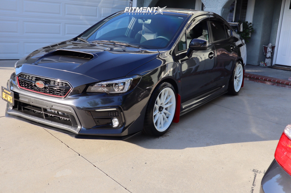2019 Subaru Wrx Cosmis Racing R1 Bc Racing Coilovers