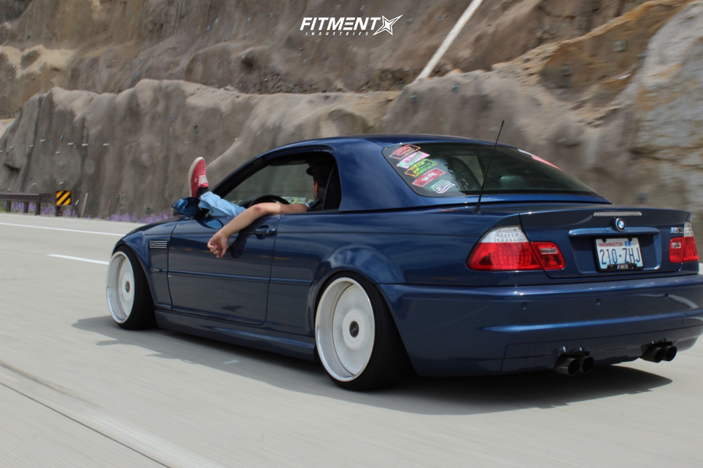 2002 Bmw M3 Ssr Vienna Kreis Bc Racing Coilovers | Fitment