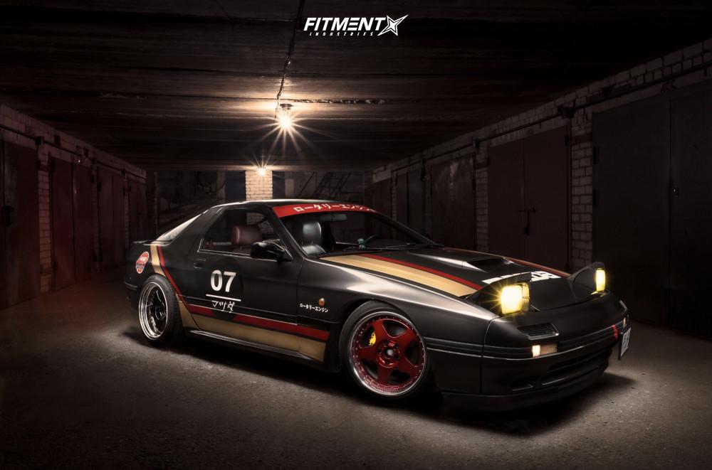 FC RX-7 Front Photo