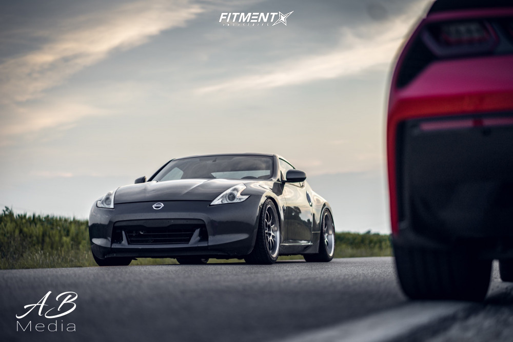 370Z Coilovers