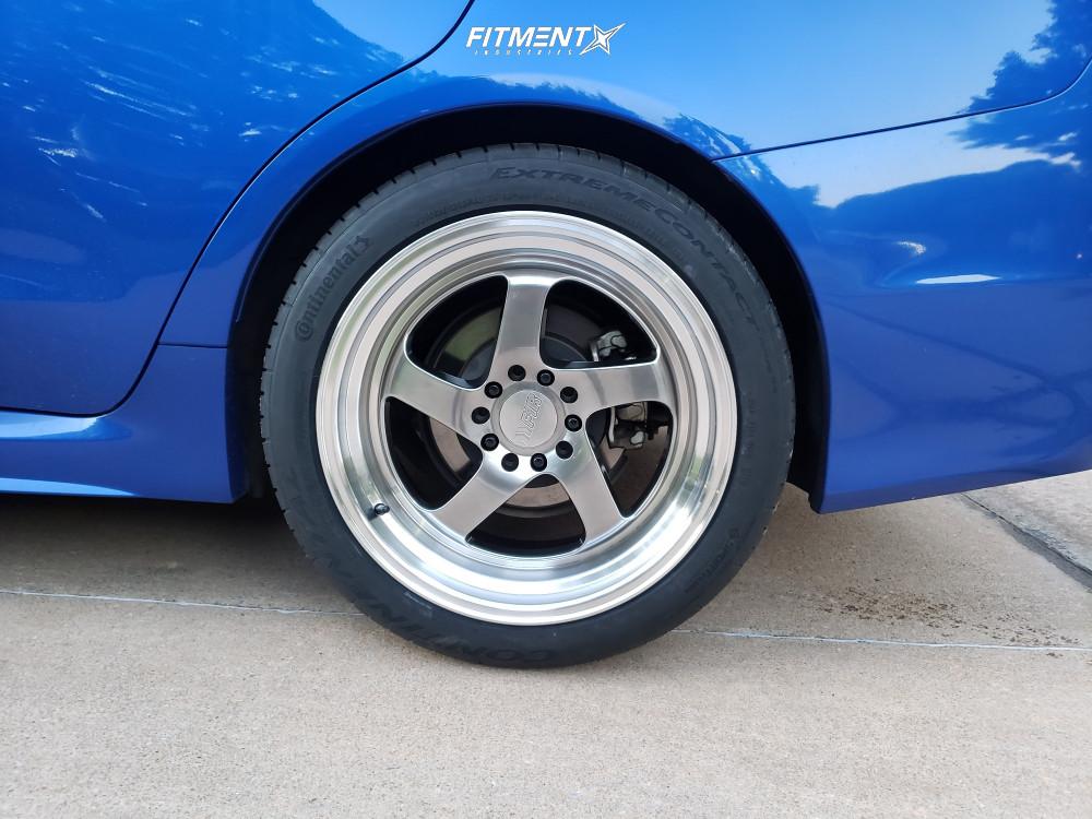 10 2015 Wrx Subaru Base Stock Stock F1r F28 Gunmetal