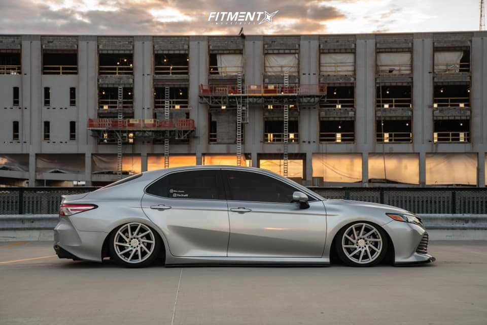 Bagged Camry