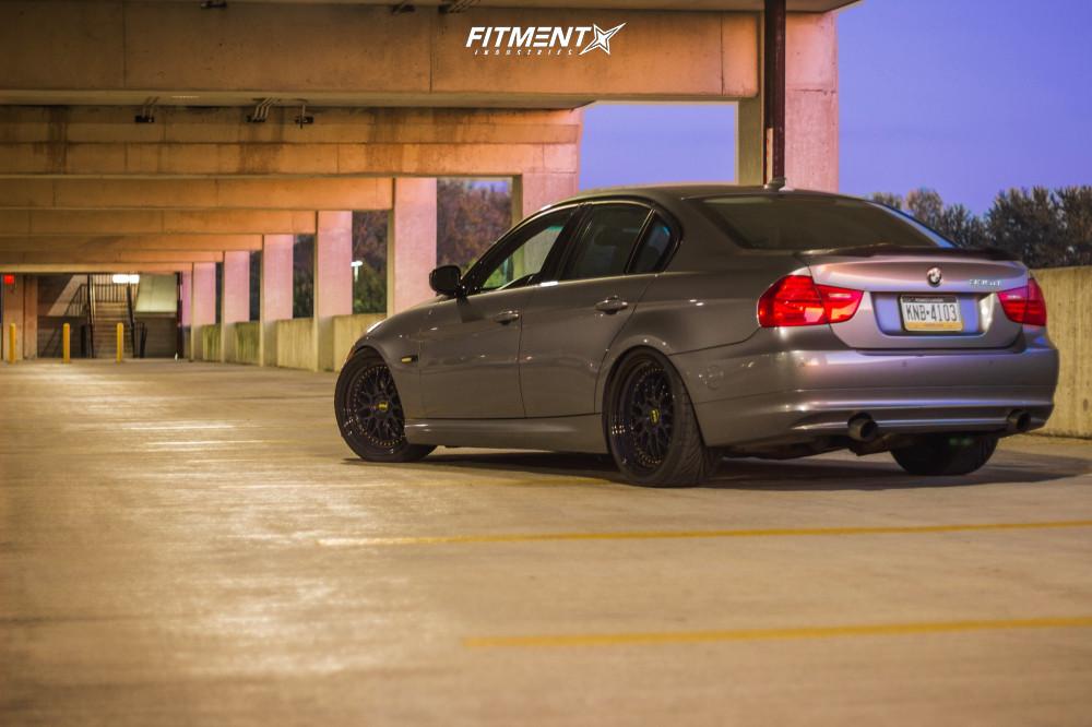 Lowered BMW 335D