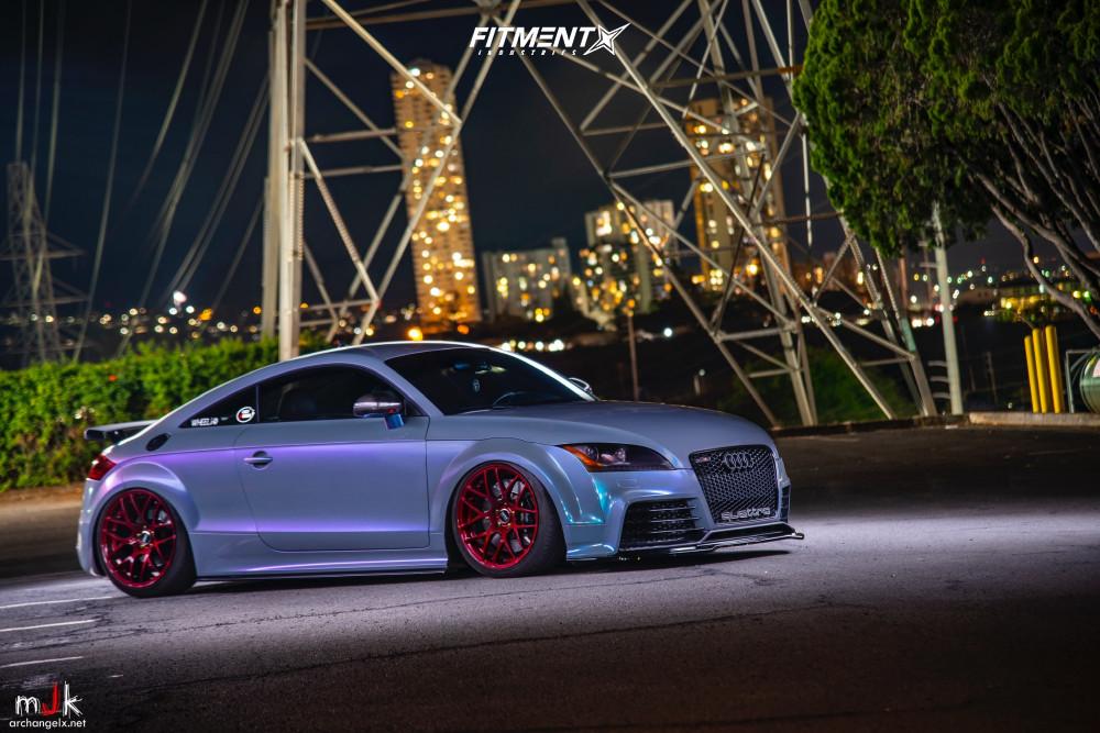 Bagged Audi TTS