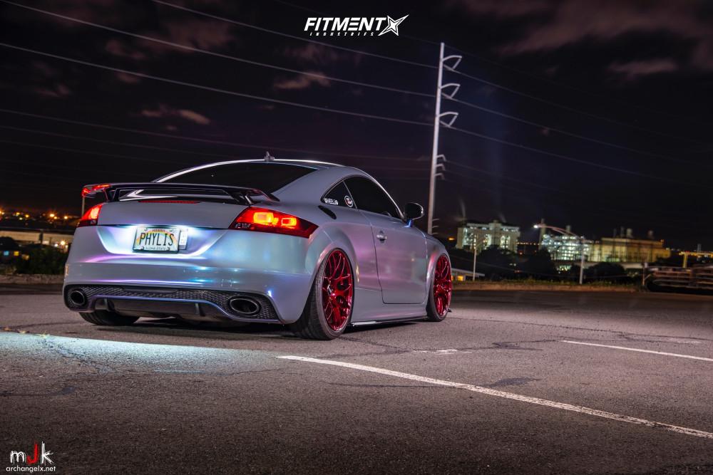 Audi TT RS Mk2