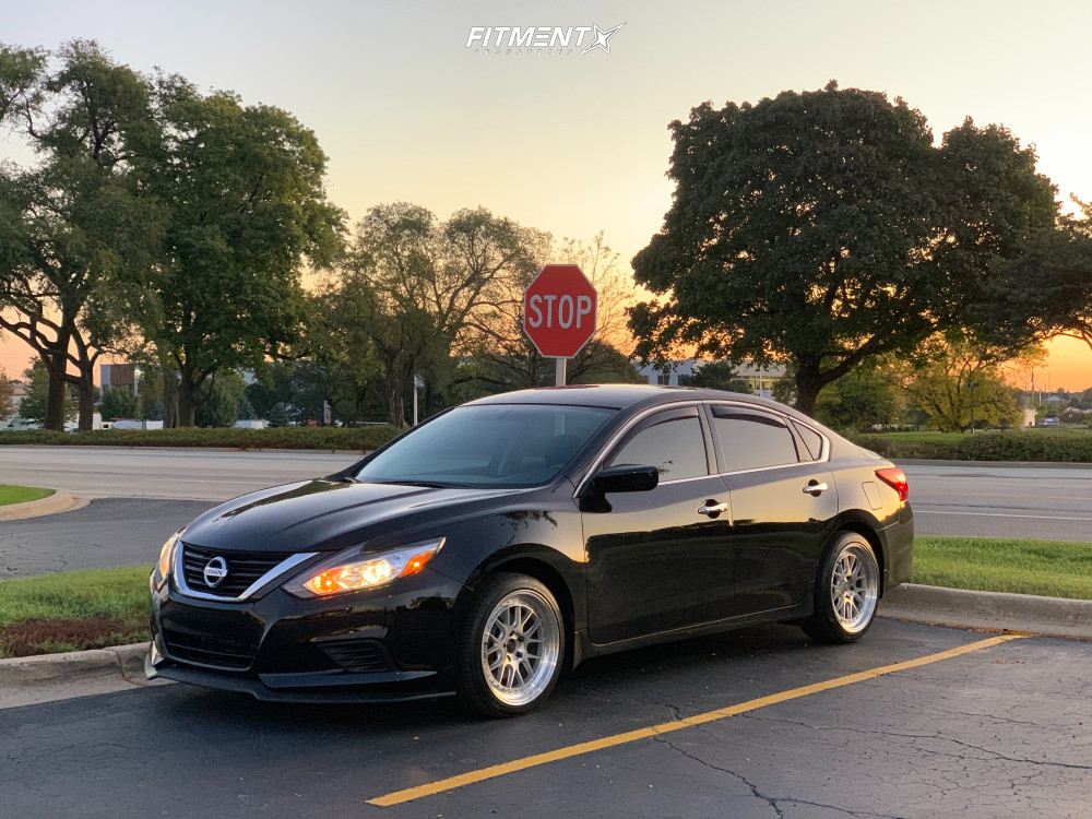 2017 Nissan Altima Aodhan Ds06 Stock Stock Fitment Industries