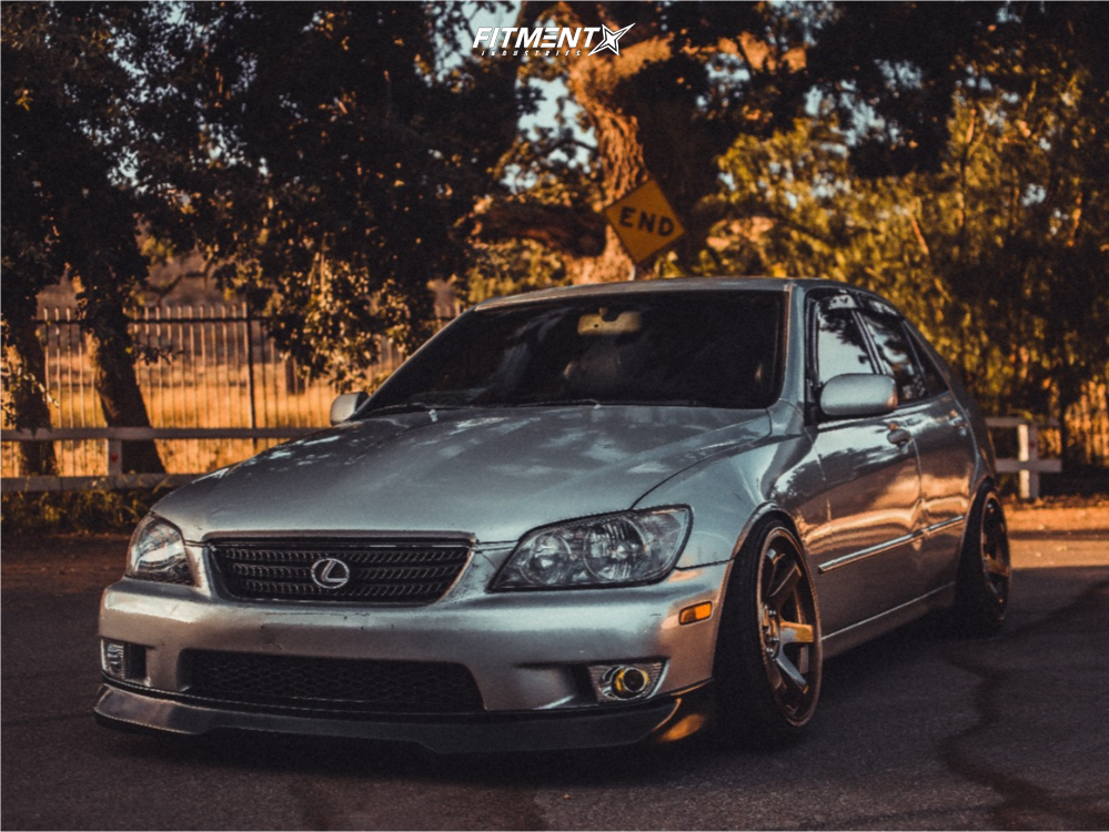 2002 Lexus IS300 | MST Mt01