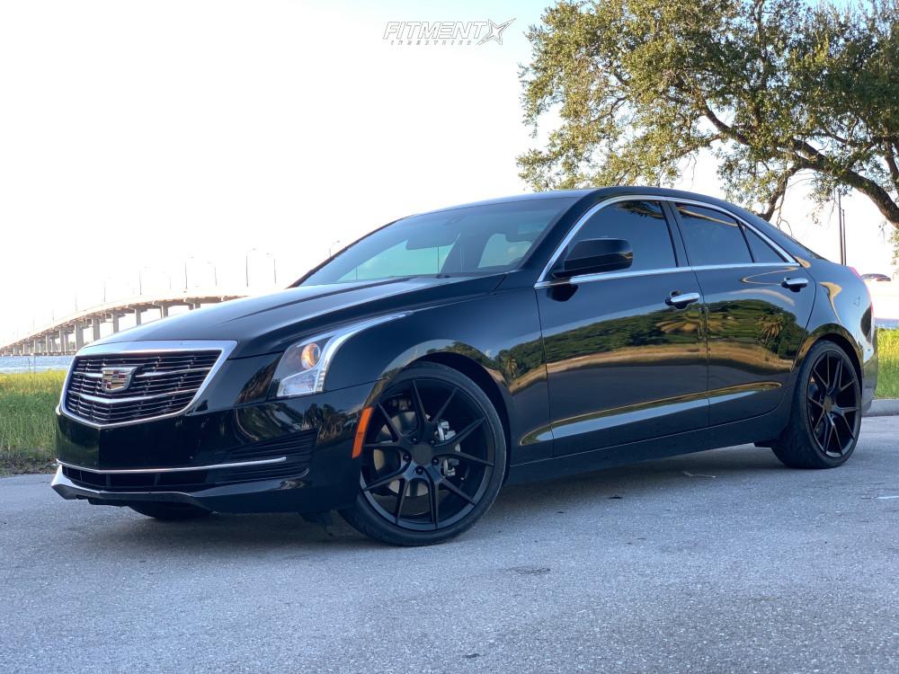2016 Cadillac Ats Verde Axis Stock