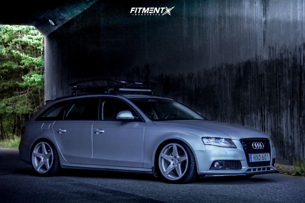 2 2009 A4 Audi Base Yellow Speed Racing Coilovers Rotiform Wgr Silver