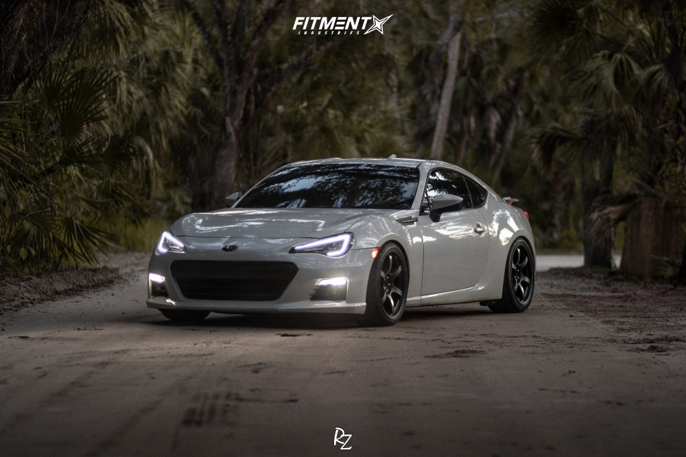 2015 Subaru BRZ | Gram Lights 57DR