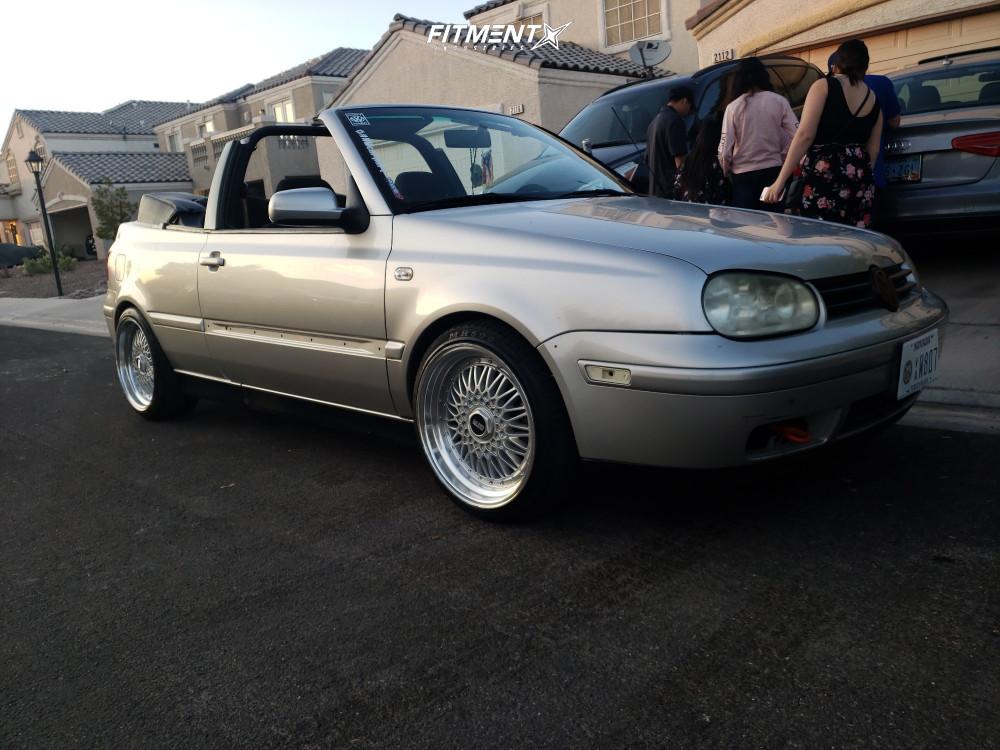 2001 volkswagen cabrio str 606 kyb lowering springs fitment industries 2001 volkswagen cabrio str 606 kyb