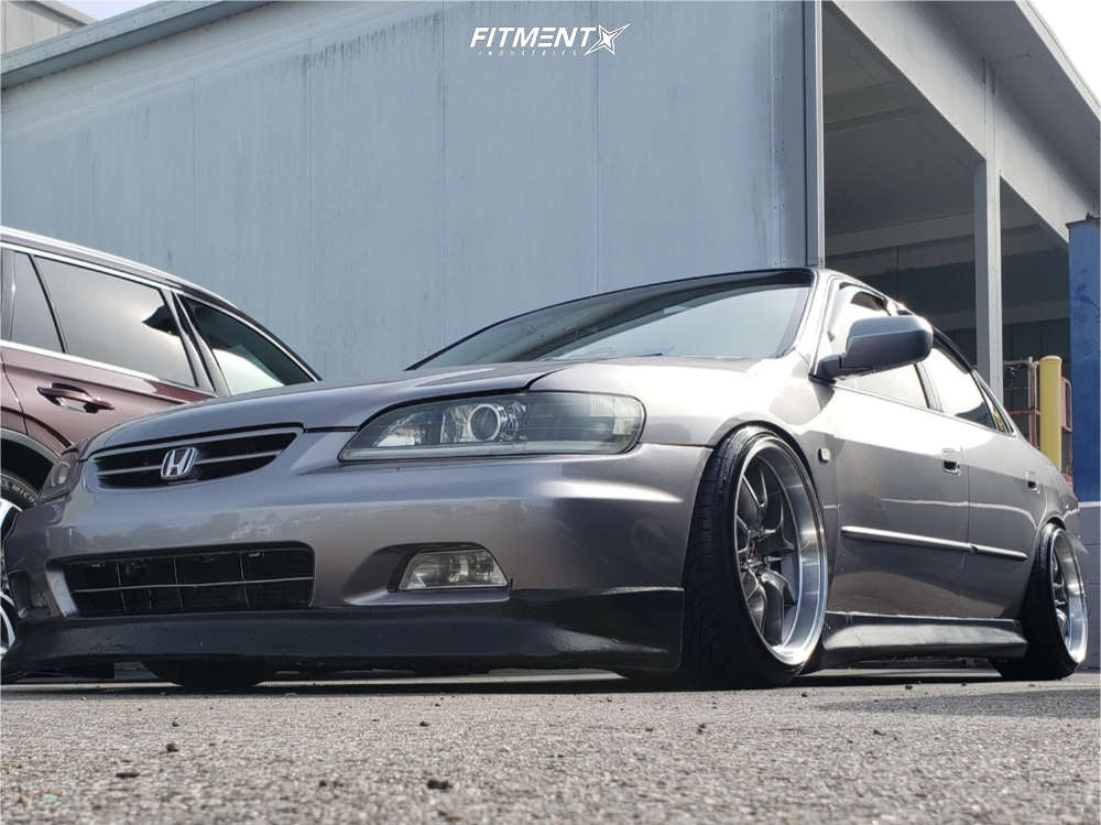 2000 Honda Accord Oe Performance Fr500 Style Function And Form Coilovers Fitment Industries
