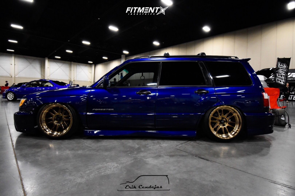 2001 subaru forester cosmis racing xt 206r air lift performance air suspension fitment industries 2001 subaru forester cosmis racing xt