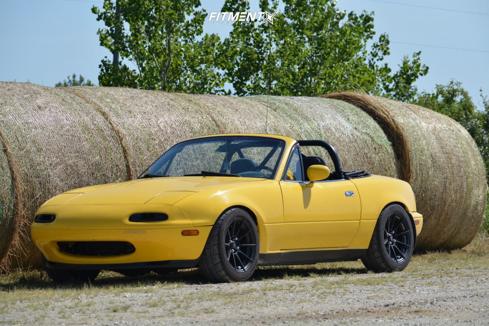 1992 Mazda Miata | Advanti Racing Storm S1