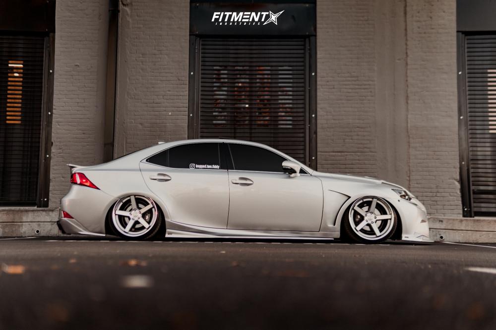 Bagged Lexus