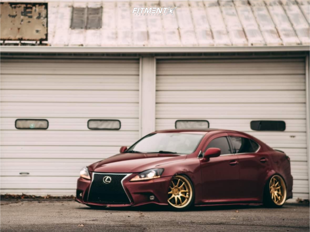 1 2006 Is350 Lexus Base Rev9 Hyper Street Coilovers Coilovers Aodhan Ds02 Gold