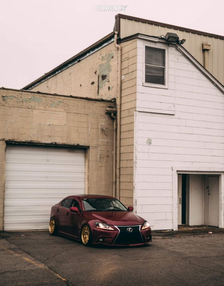2 2006 Is350 Lexus Base Rev9 Hyper Street Coilovers Coilovers Aodhan Ds02 Gold