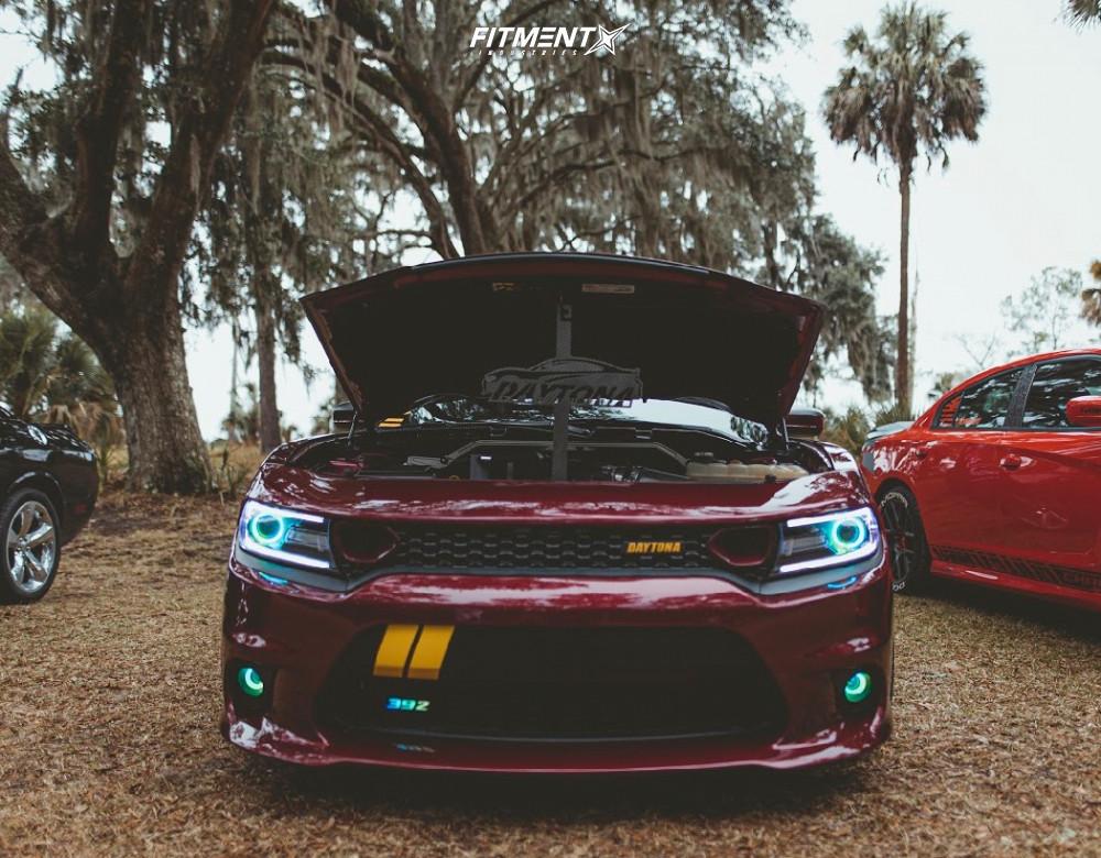 2 2018 Charger Dodge Daytona 392 Stock Air Suspension Blade Luxury Bendetta 5 Machined