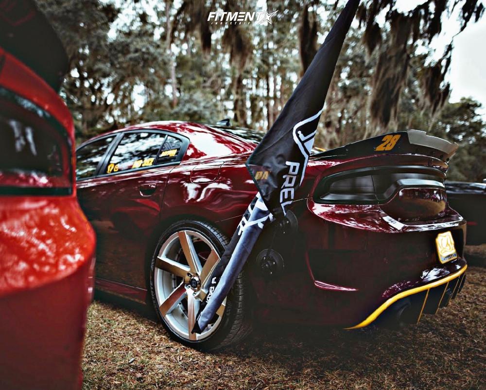 7 2018 Charger Dodge Daytona 392 Stock Air Suspension Blade Luxury Bendetta 5 Machined