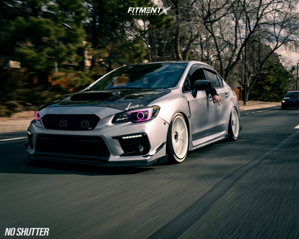 WRX Coilovers