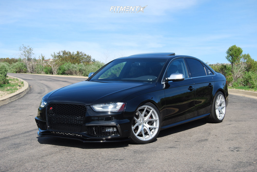 S4 Fitment