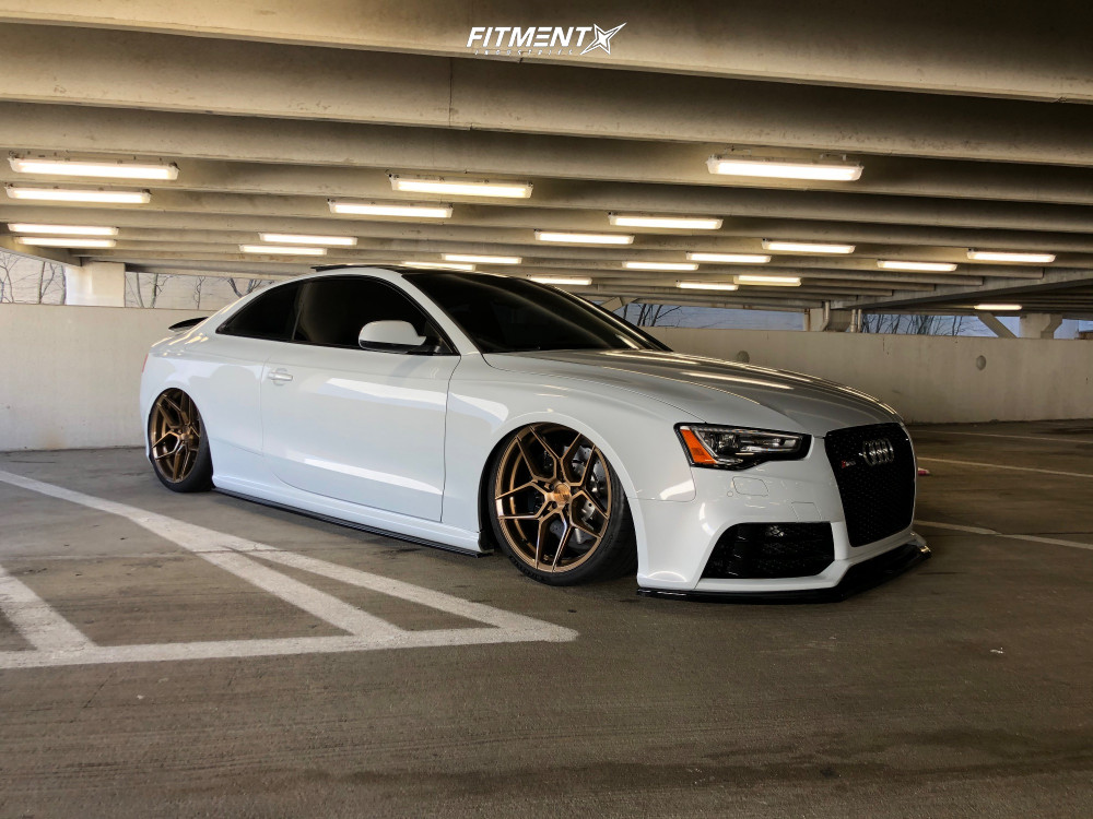 Bagged RS5
