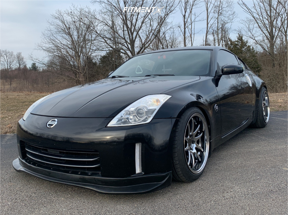 2006 Nissan 350Z | Aodhan DS02
