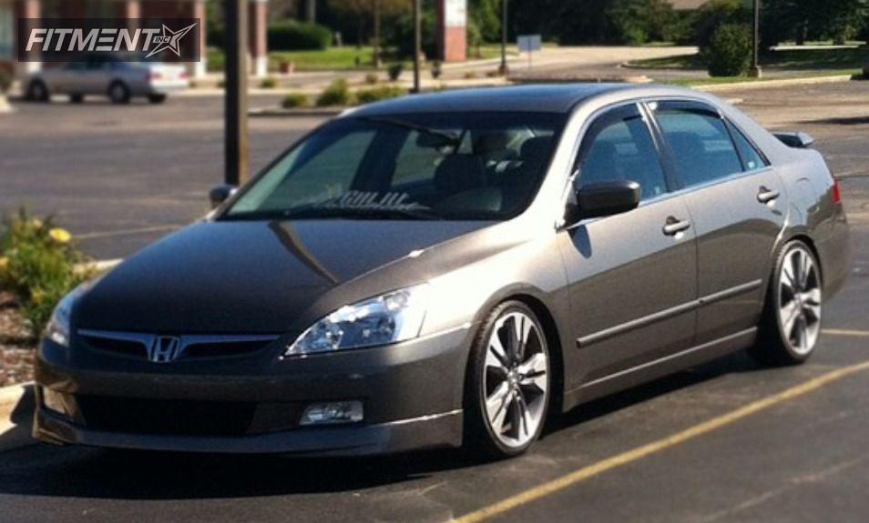 1 2006 Accord Honda Dropped 3 Klutch Slc1 Silver Flush