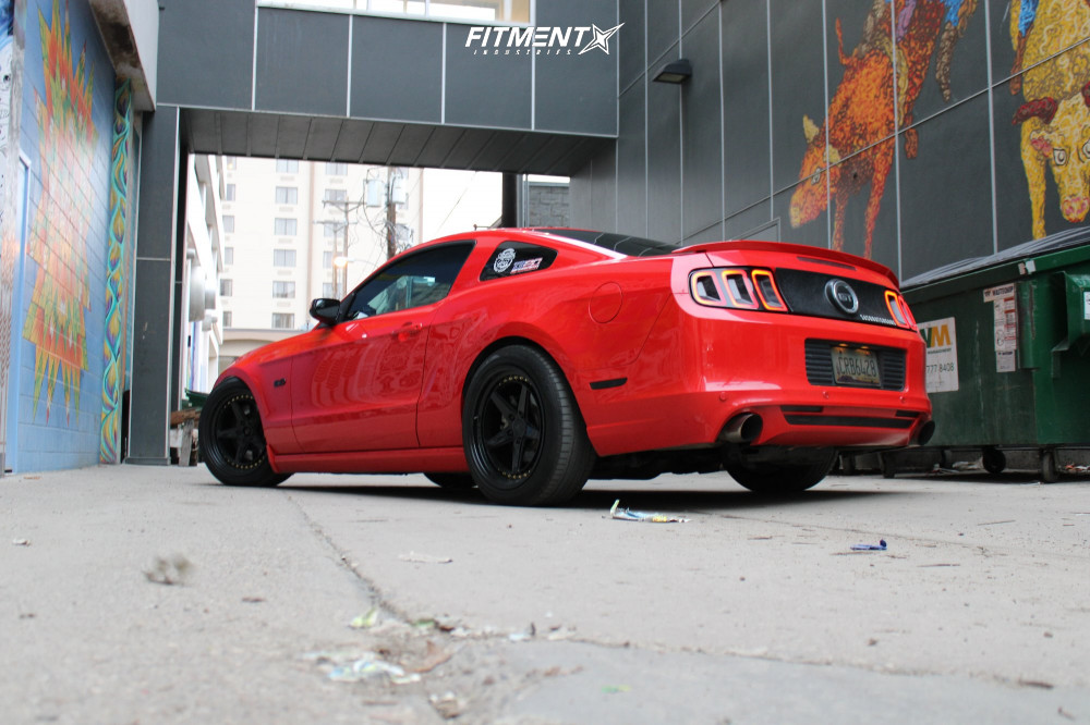 Aodhan DS05 Mustang