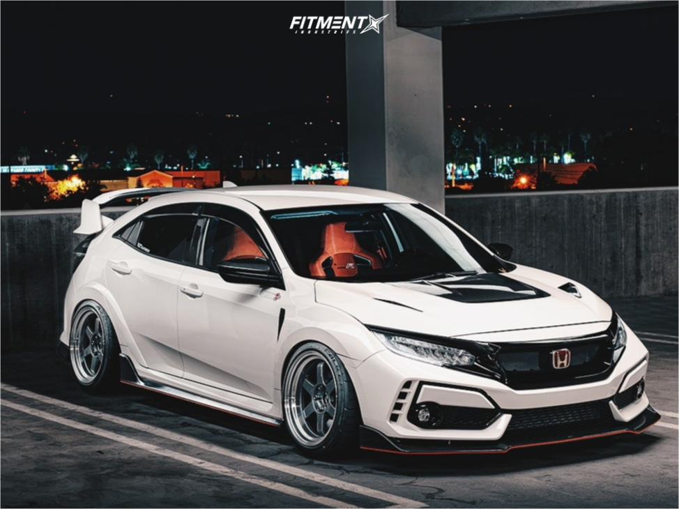 Civic Type R Coilovers