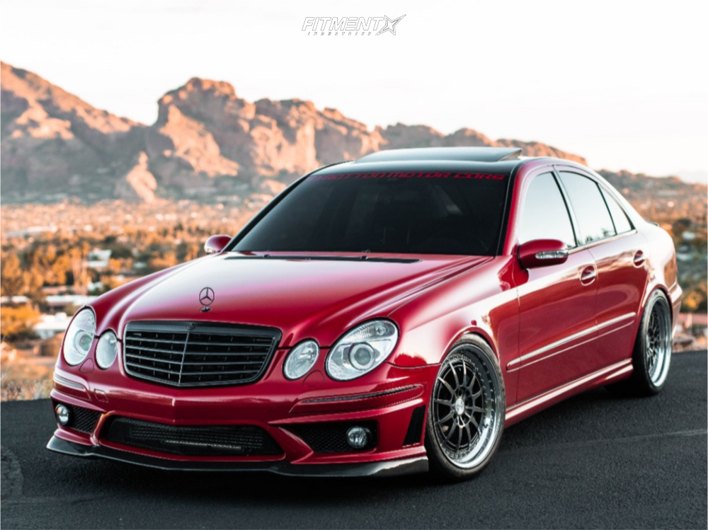 E55 AMG Heritage Wheels